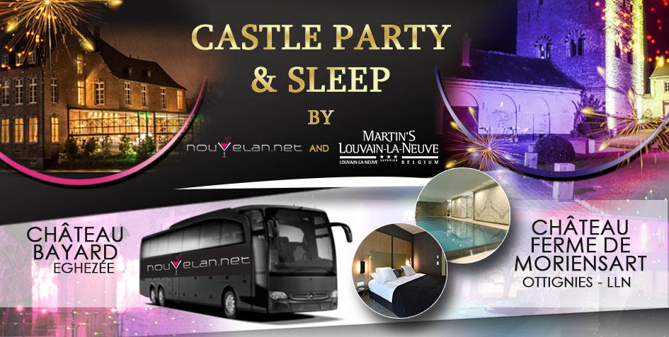Nouvelan Net castle party