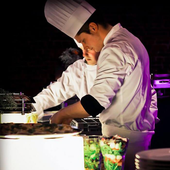 nouvelannet Menu Chef - réservation